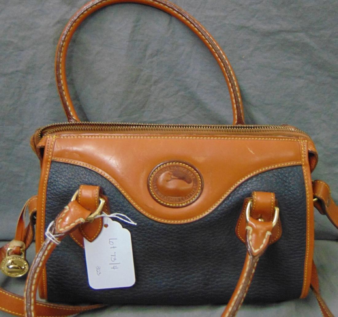 Dooney & Bourke. (3) Handbags and Wallet - 5