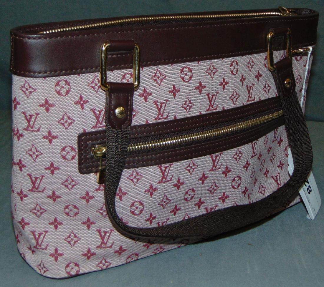 Louis Vuitton Monogram Handbag.