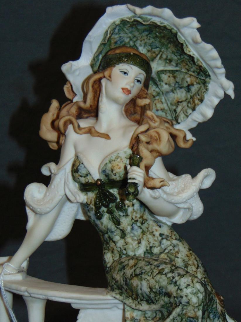 Armani Figurine. Lady with Umbrella. - 2