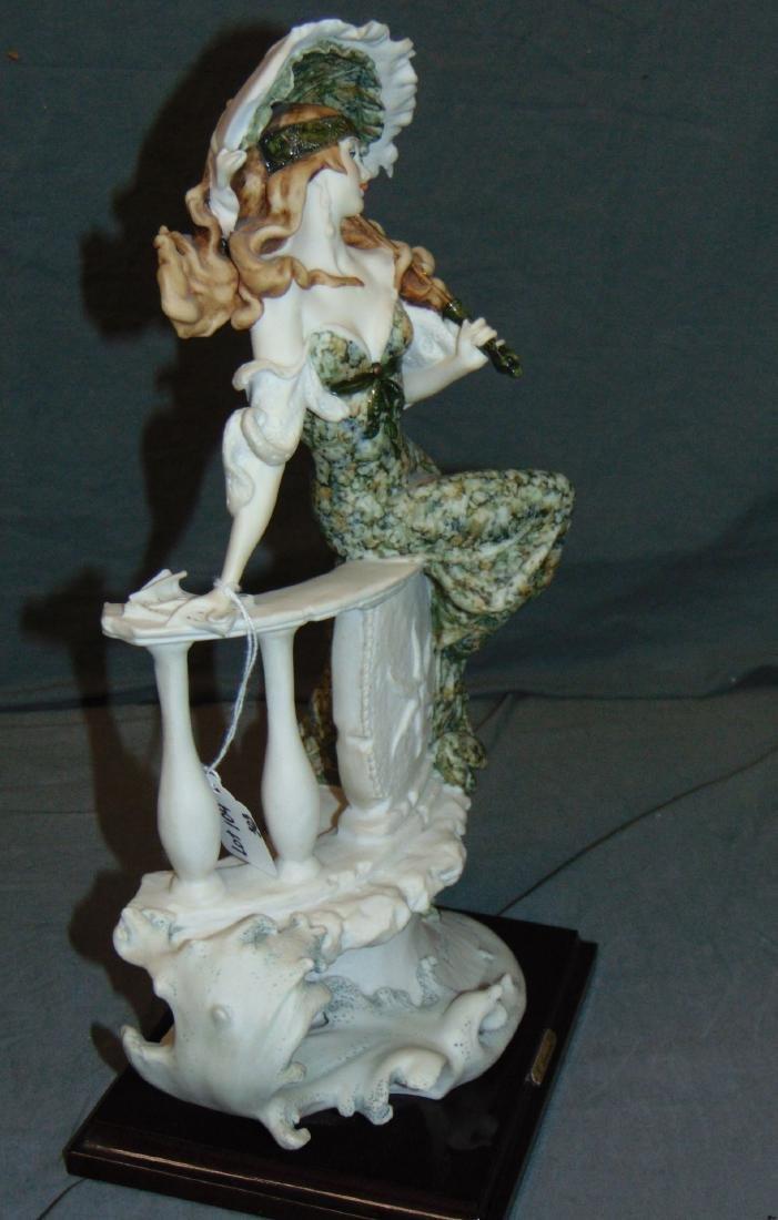 Armani Figurine. Lady with Umbrella. - 4