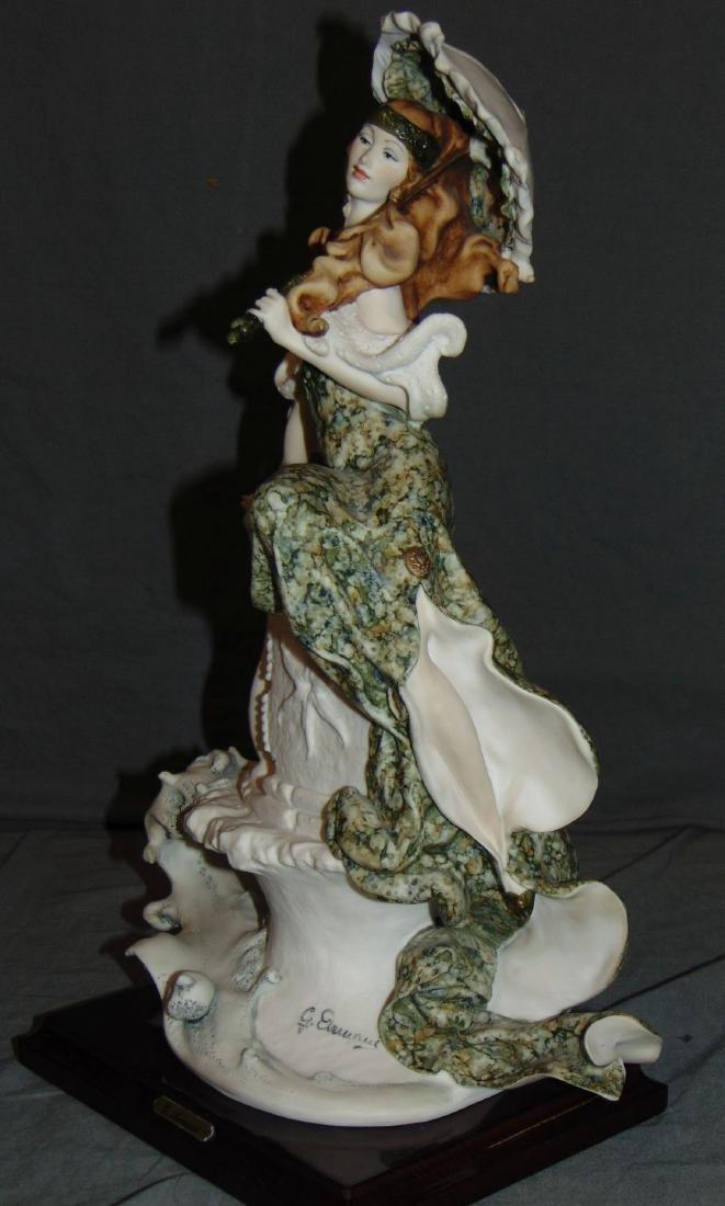 Armani Figurine. Lady with Umbrella. - 5