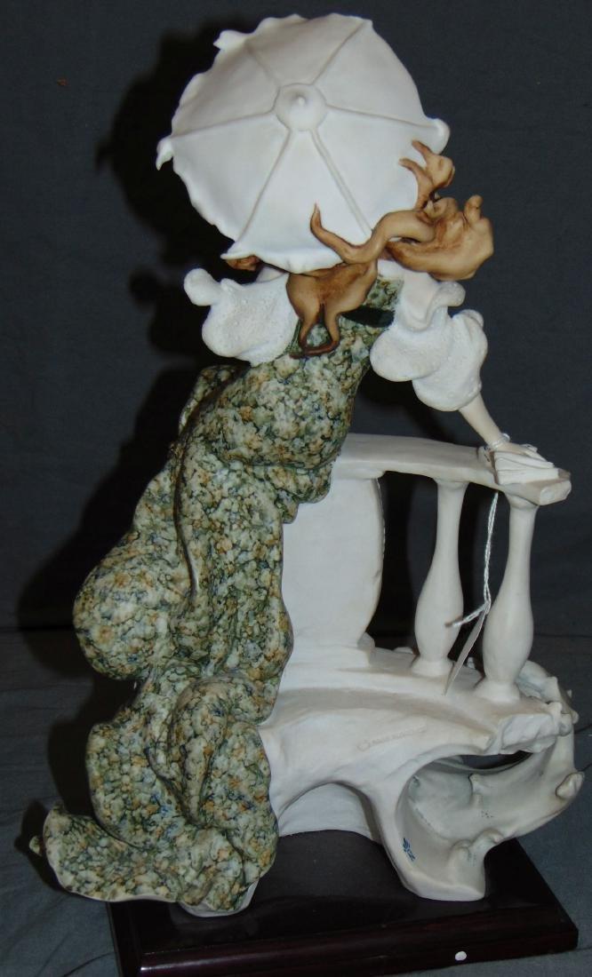 Armani Figurine. Lady with Umbrella. - 7