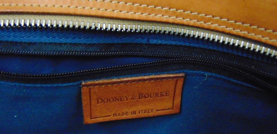 Dooney & Bourke. Lot of 3 Handbags - 8
