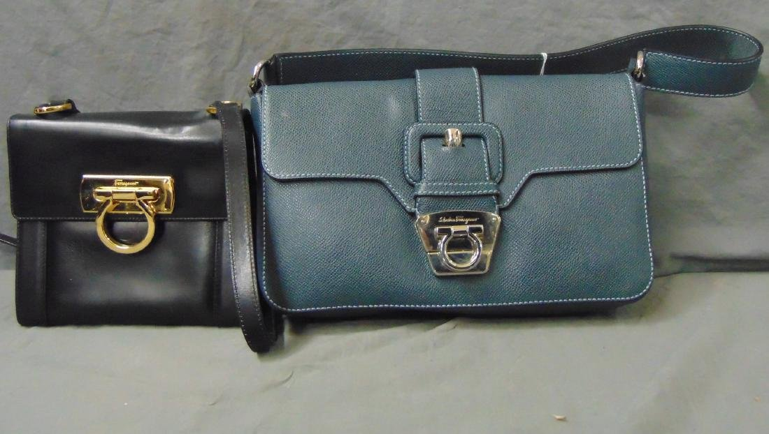 Salvatore Ferragamo. Lot of 2