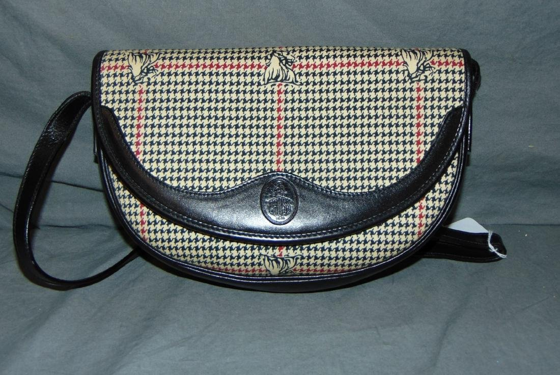 Mark Cross. Handbag and Brief Case. - 5