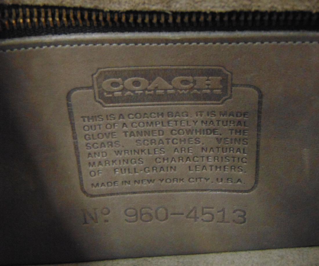 Designer Coach Bags. Lot of 5. - 3