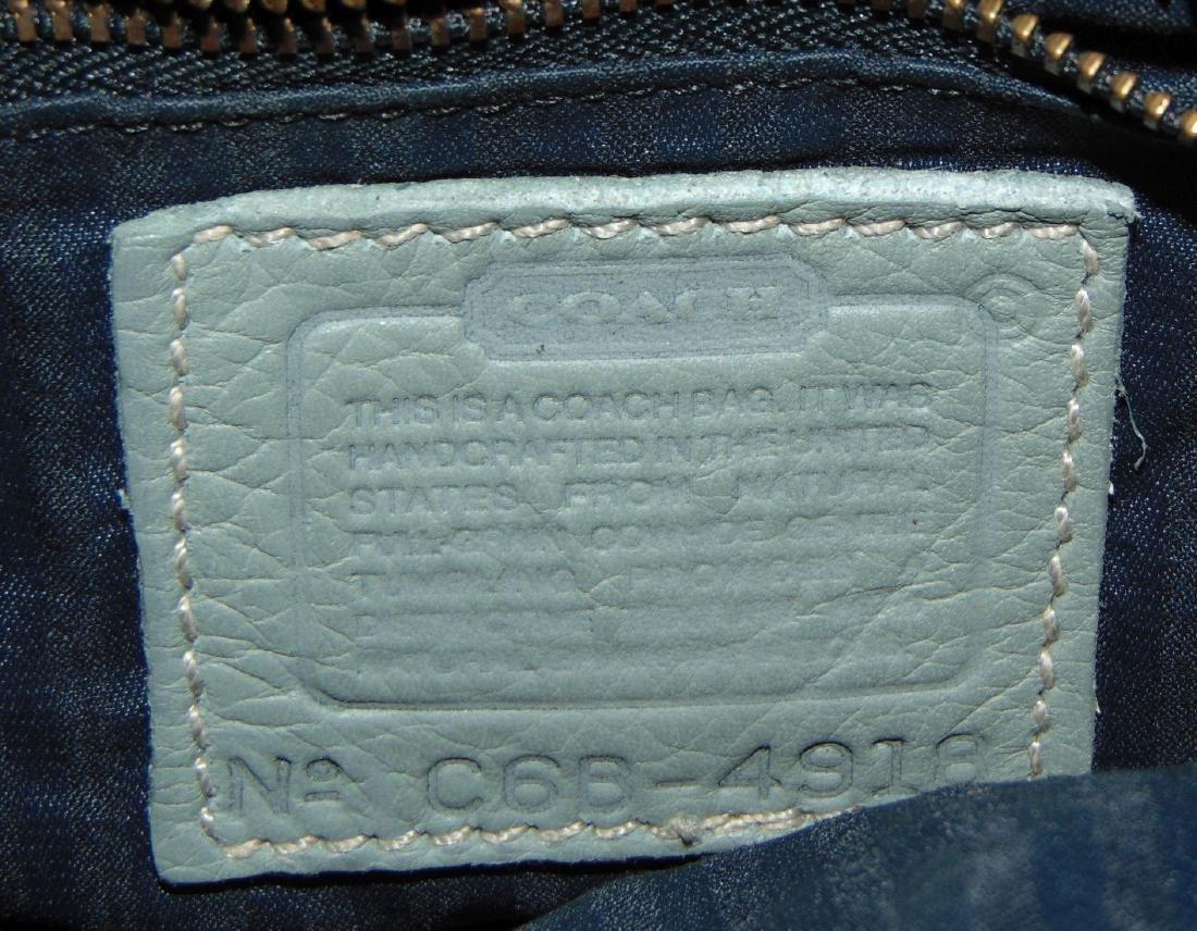 Designer Coach Bags. Lot of 6. - 3