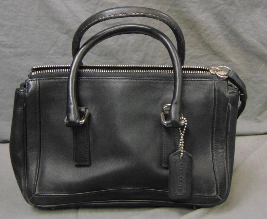 Designer Coach Bags. Lot of 6. - 8