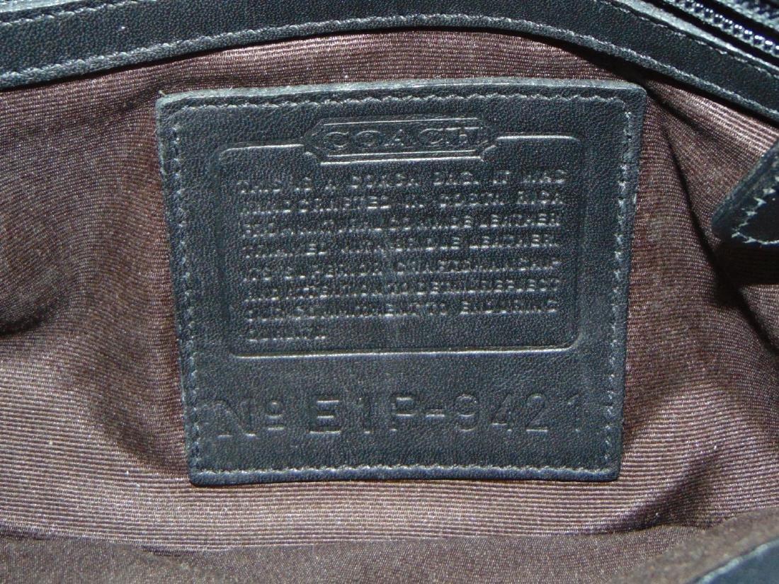 Designer Coach Bags. Lot of 6. - 9