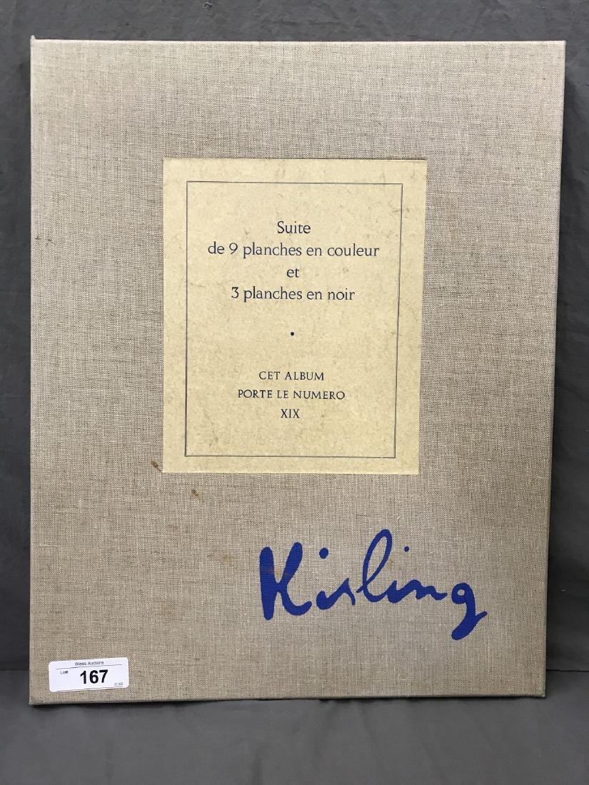 Moise Kisling, Complete Portfolio
