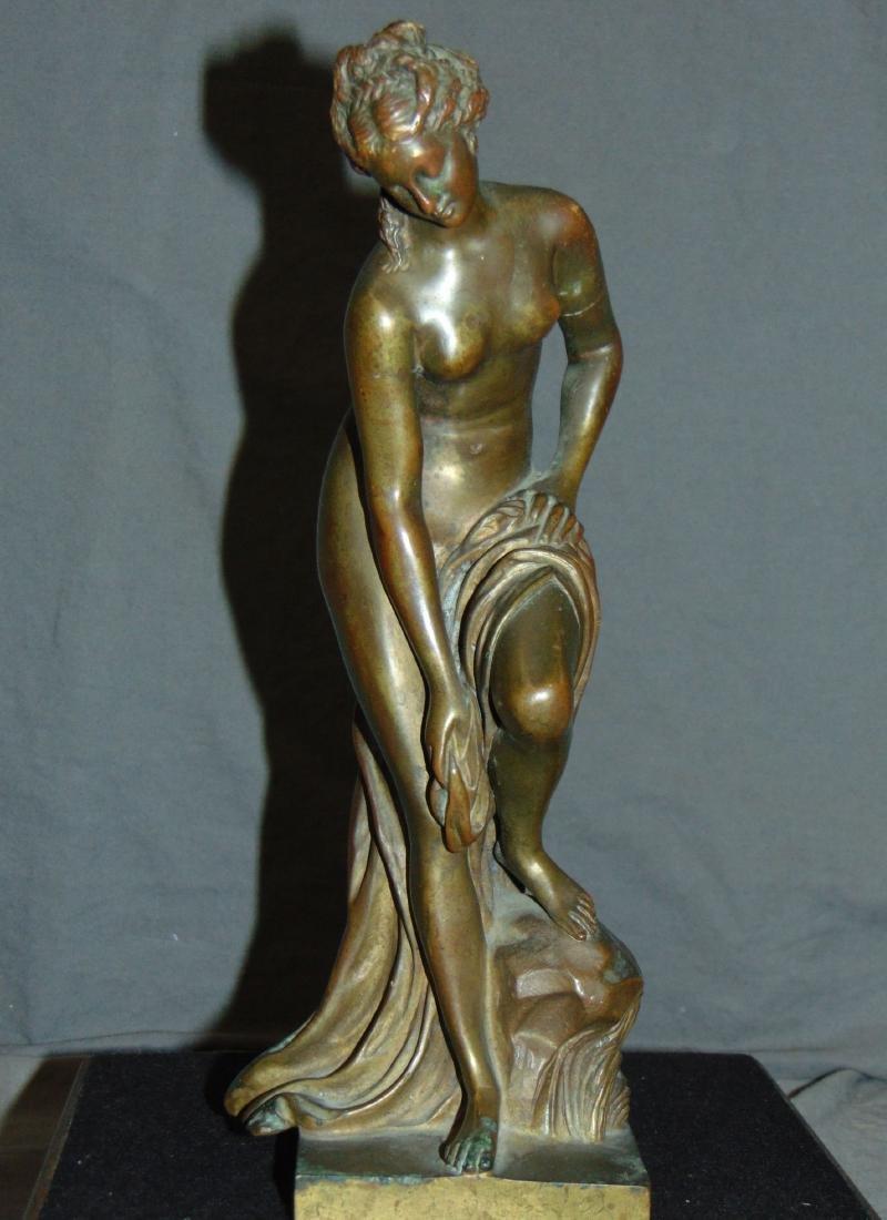 After Christophe Gabriel Allegrain, Bronze Statue