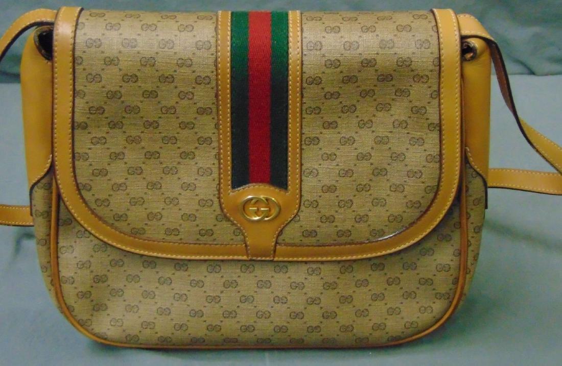 Vintage Gucci  Crossbody Bag