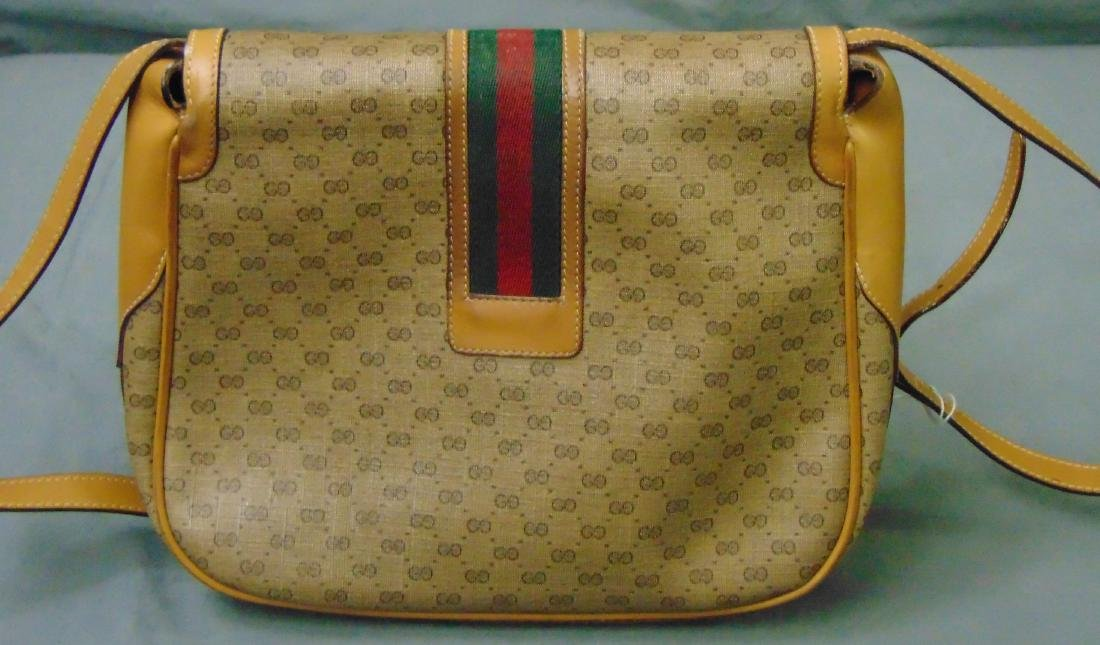 Vintage Gucci  Crossbody Bag - 2