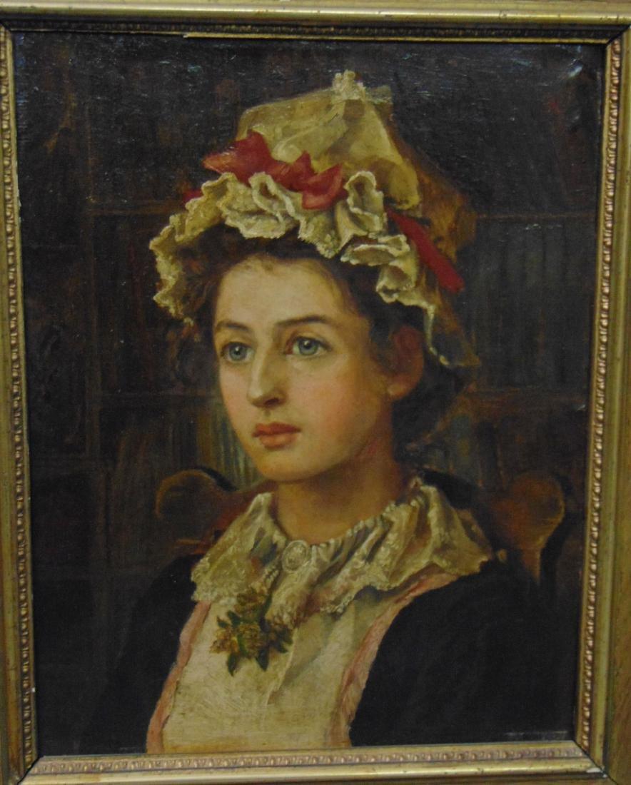 Edith Mary Dorothy Collingwood (1857 - 1928), Oil