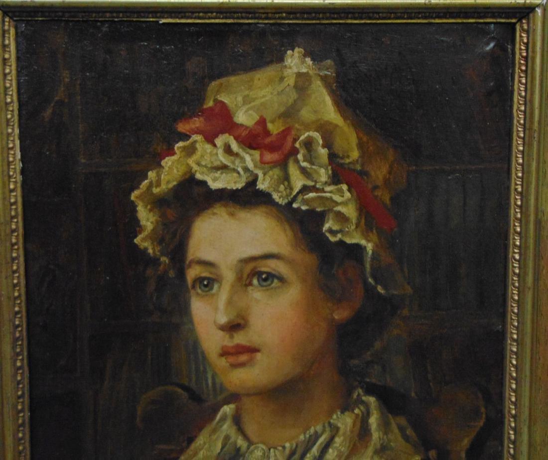 Edith Mary Dorothy Collingwood (1857 - 1928), Oil - 2