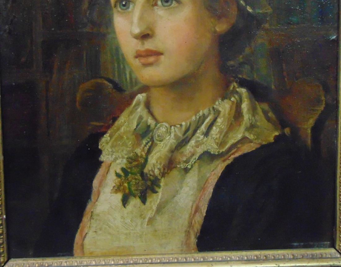 Edith Mary Dorothy Collingwood (1857 - 1928), Oil - 3