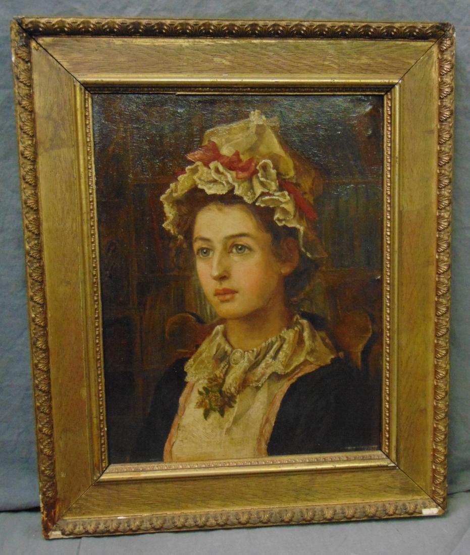 Edith Mary Dorothy Collingwood (1857 - 1928), Oil - 5