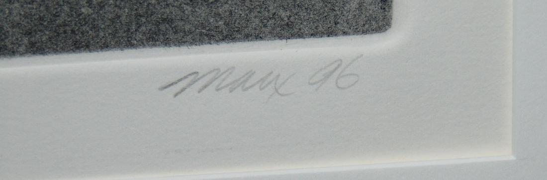 Robert Marx, Abstract Intaglio, Signed Ltd Ed - 5