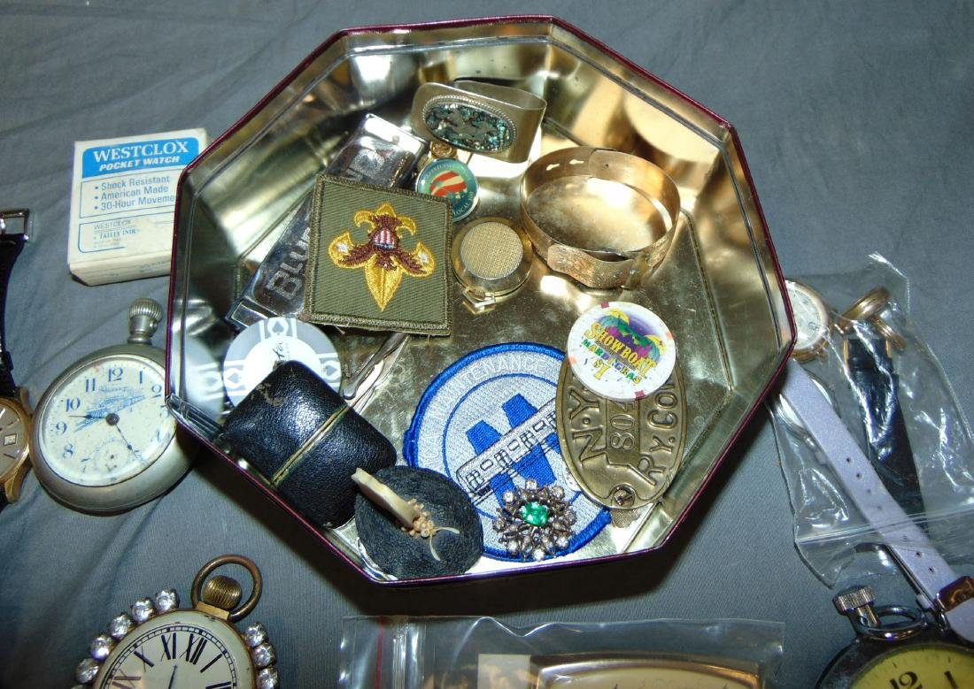 Mixed Estate Jewelry and Accessory Lot. - 2