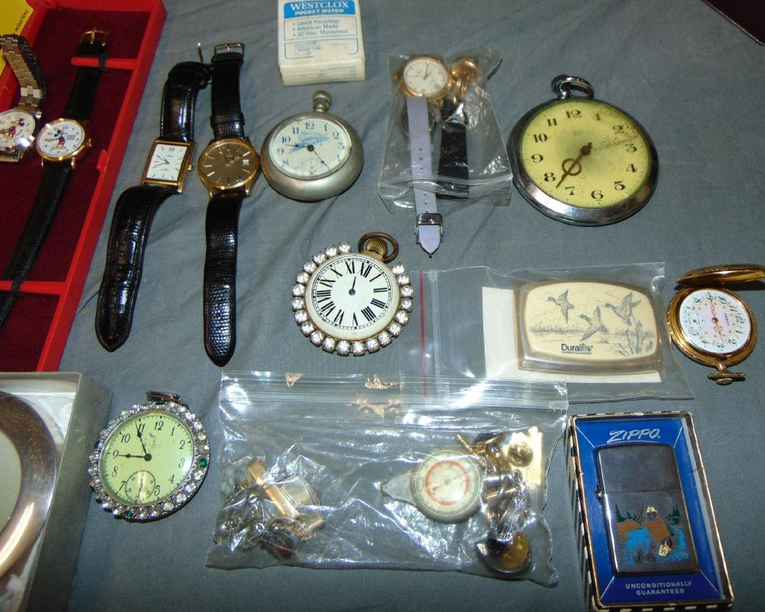 Mixed Estate Jewelry and Accessory Lot. - 3