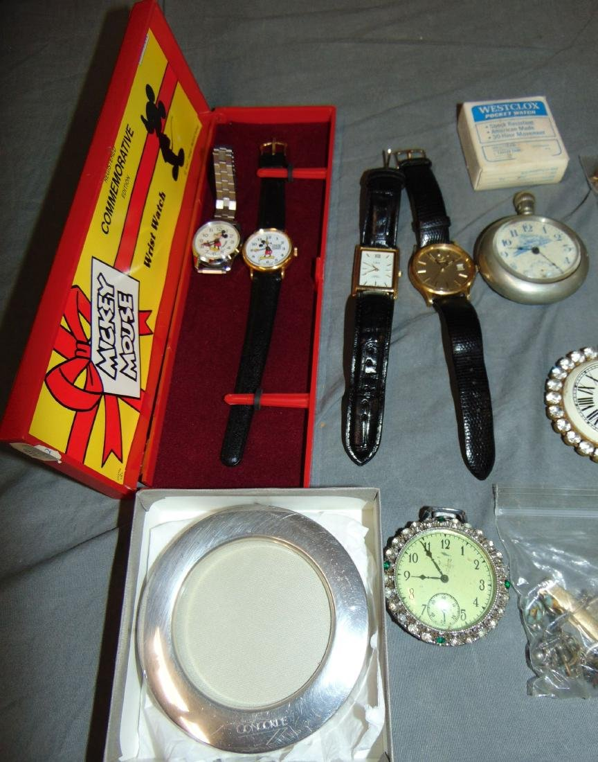Mixed Estate Jewelry and Accessory Lot. - 4