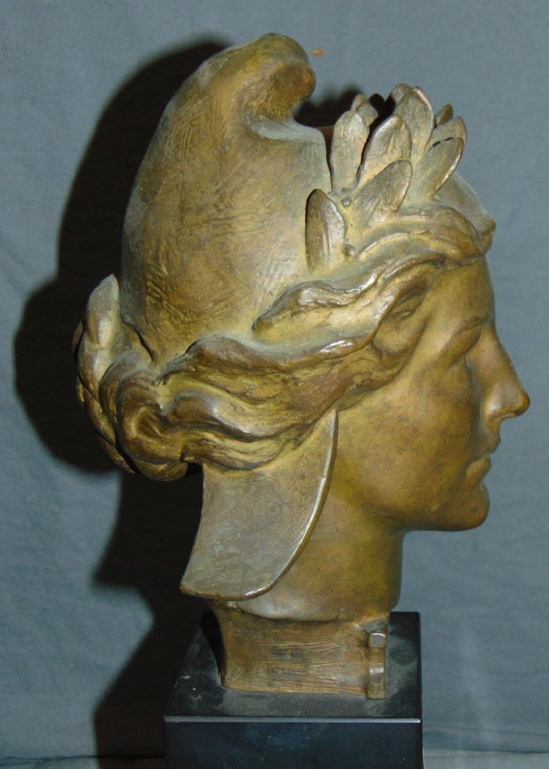 Evelyn Beatrice Longman (1874 - 1954) Bronze. - 2