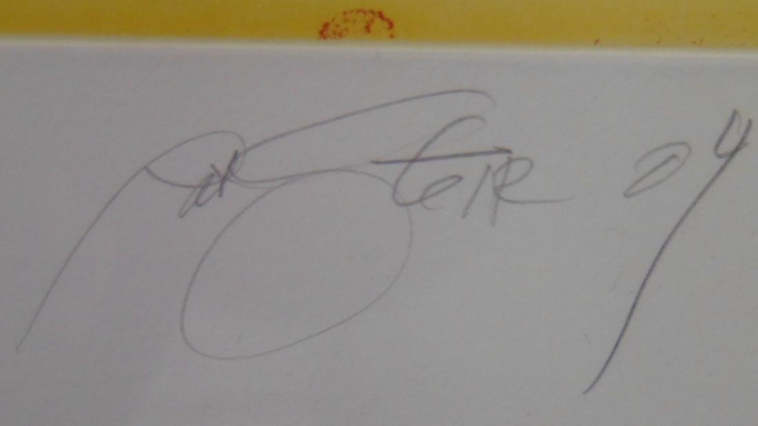 Pat Steir, Signed & Ltd Ed Etching - 2