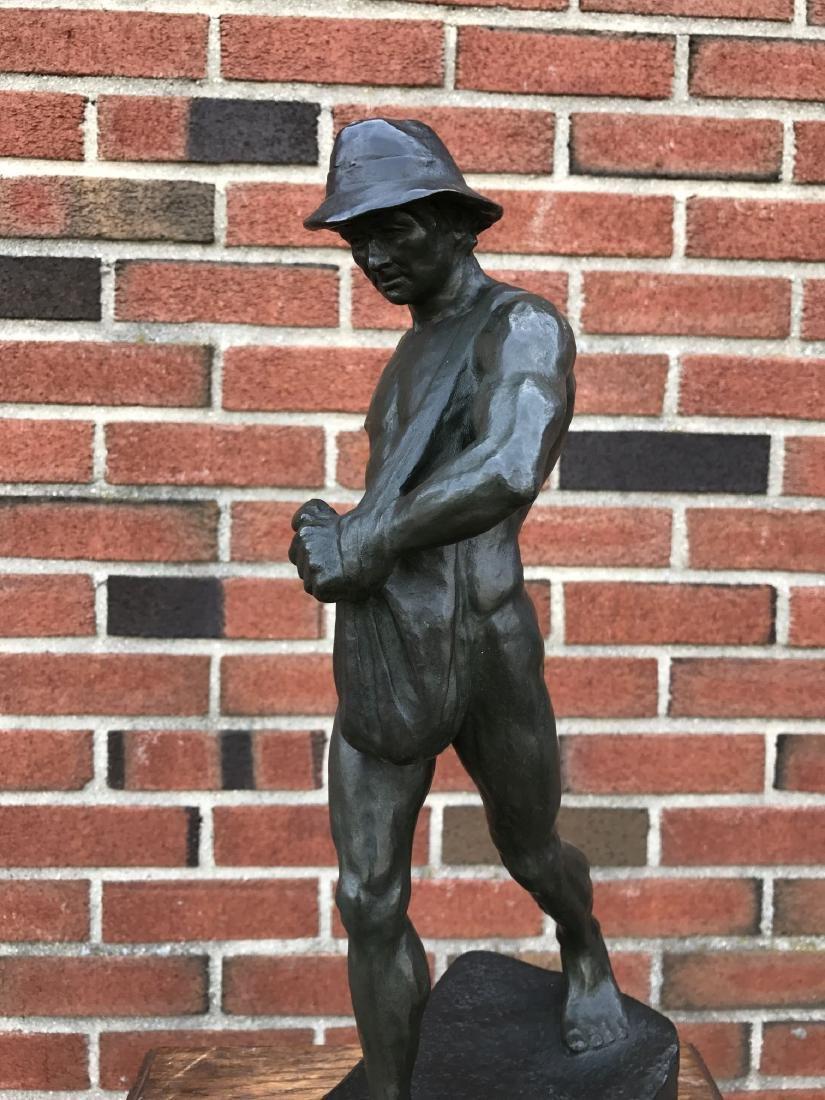 Georg Meyer-Steglitz  (1868 - 1929) Bronze - 2