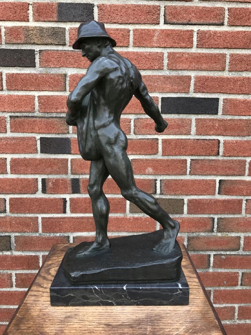 Georg Meyer-Steglitz  (1868 - 1929) Bronze - 5