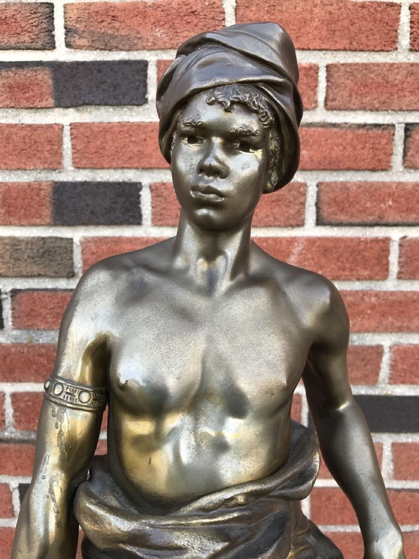 Clement Leopold Steiner (1853 - 1899) Bronze. - 3
