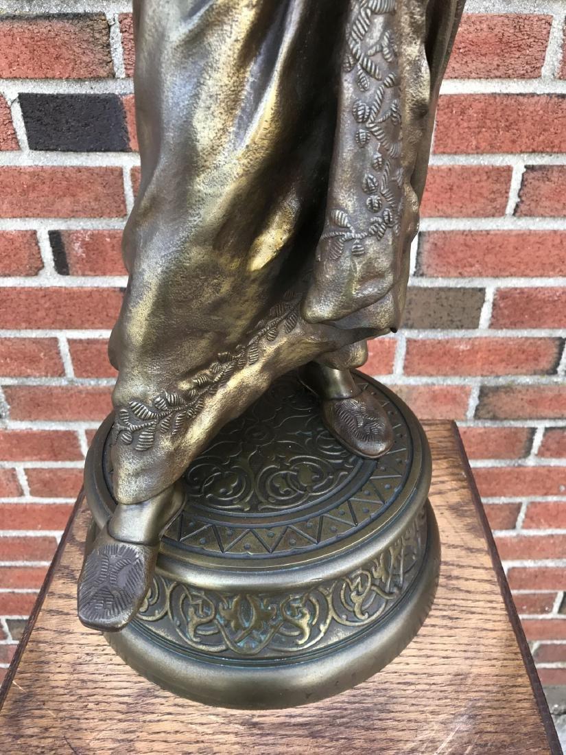Clement Leopold Steiner (1853 - 1899) Bronze. - 4