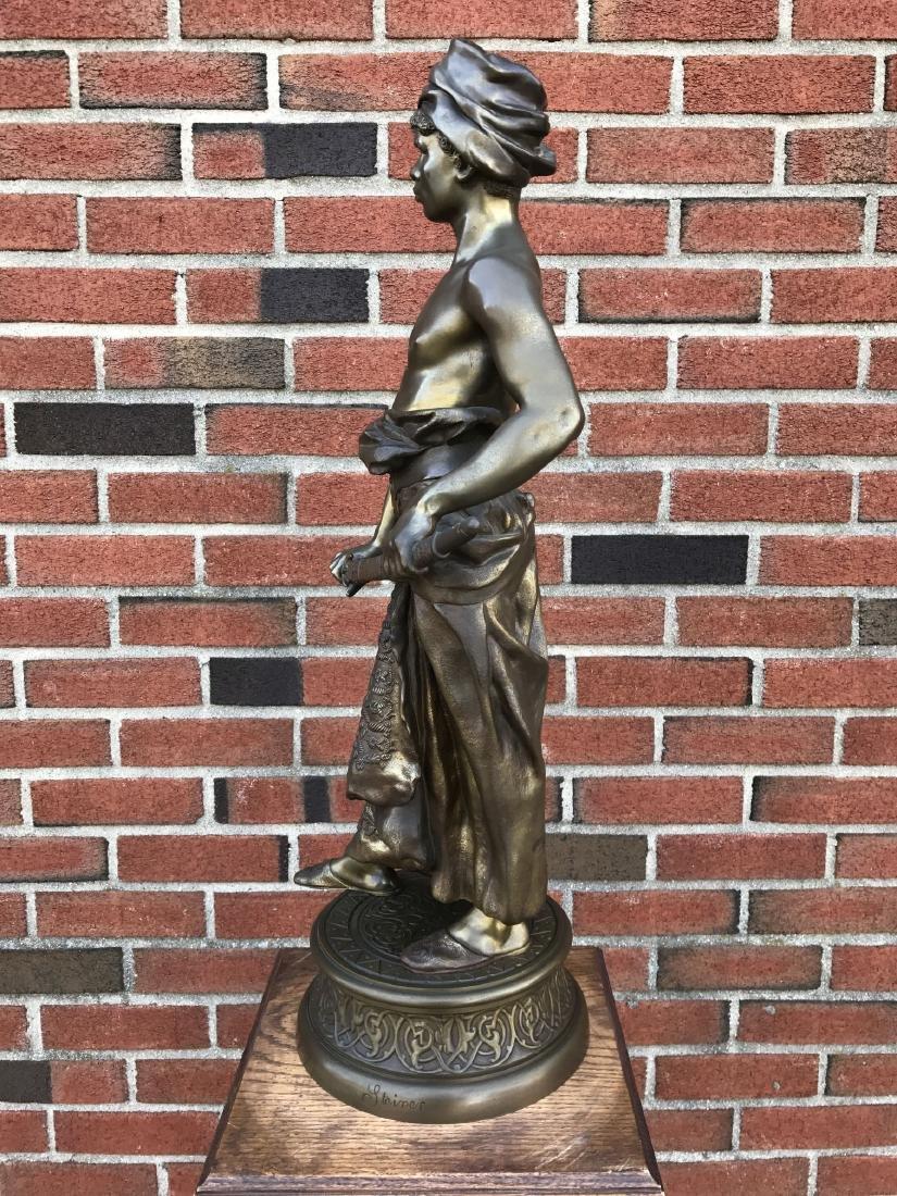 Clement Leopold Steiner (1853 - 1899) Bronze. - 7