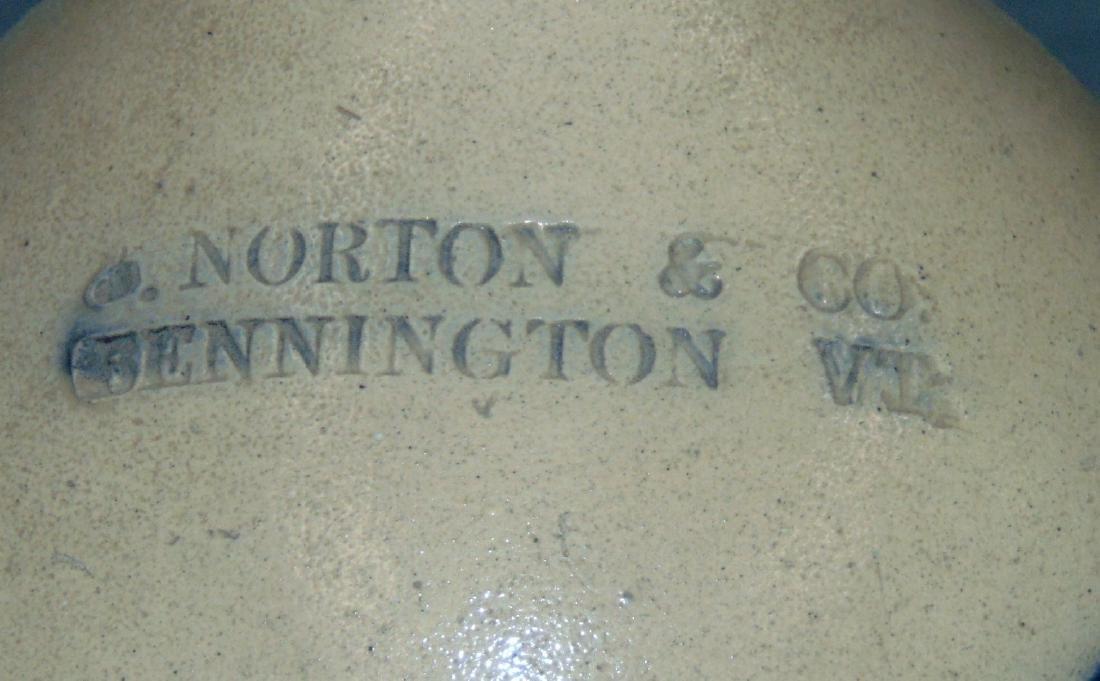 J. Norton & Co. Bennington VT Jug. - 2