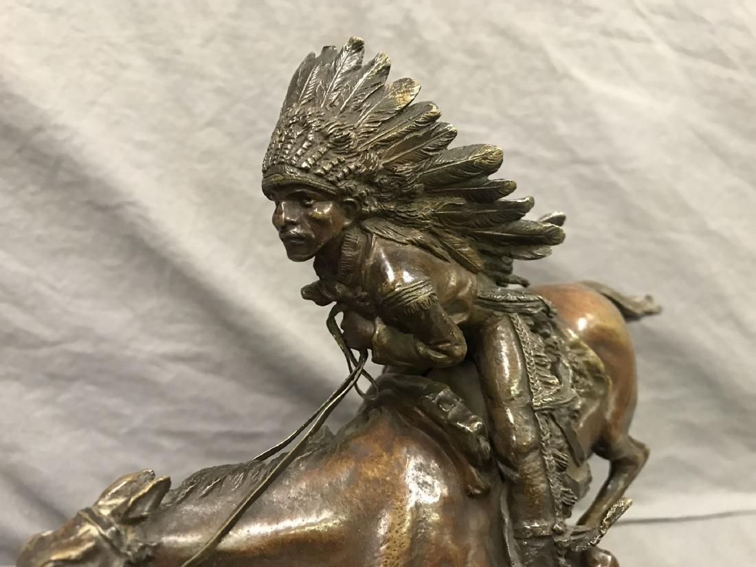 Carl Kauba  (1865 - 1922) Bronze. - 2