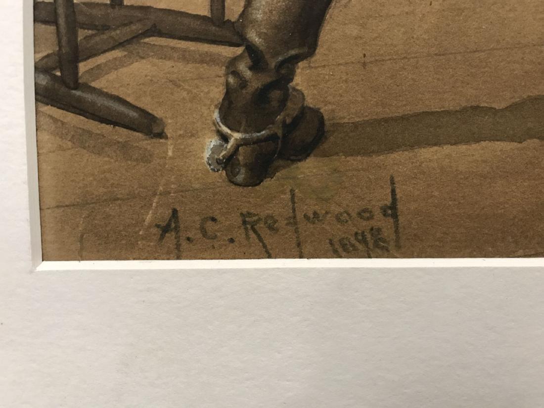 Allen C. Redwood  (1844 - 1922) - 4