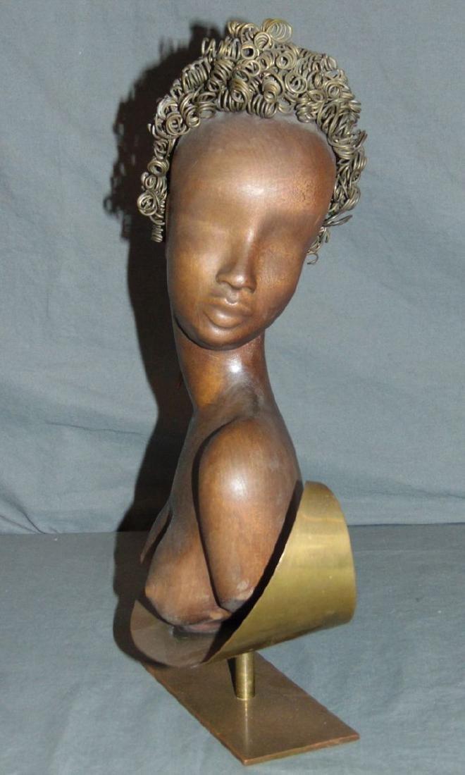 Hagenauer Art Deco Sculpture. - 2