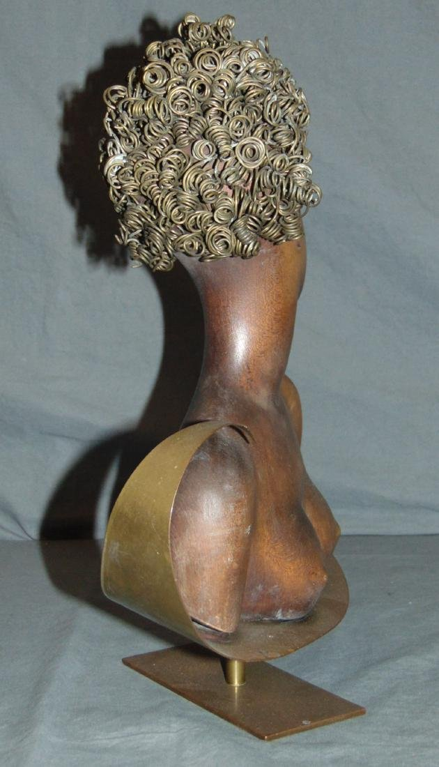 Hagenauer Art Deco Sculpture. - 4