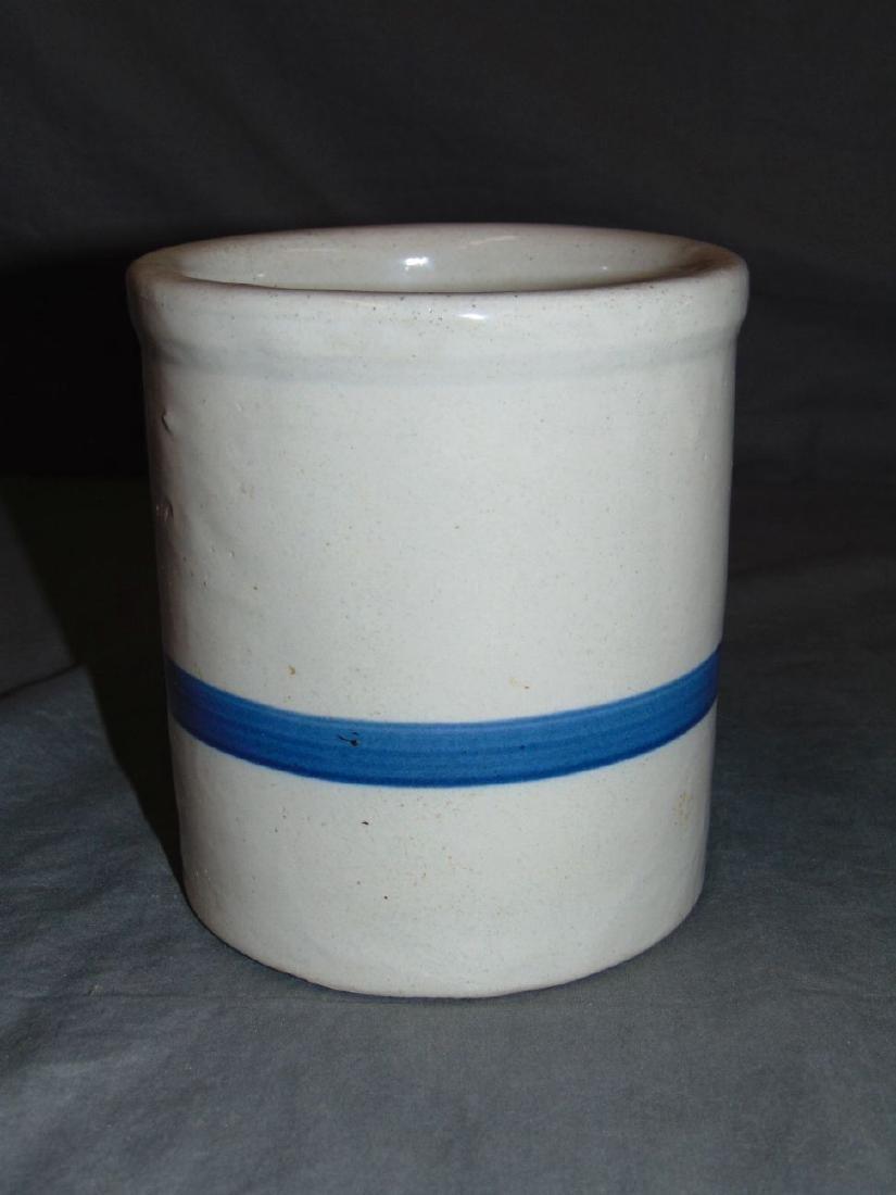 Four Piece Stoneware Lot. - 7