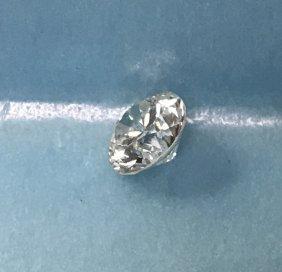 Diamond. Just Over 1 Carat
