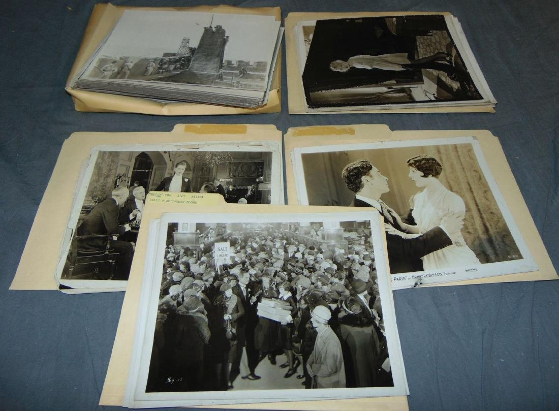 Vintage Movie Still and Publicity Photo Lot.