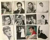 Celebrity Publicity Photo and Movie Still Lot.