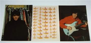 Beatles Photo Negatives & Color Slides, 350+ Pcs
