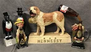 Beer & Liquor Advertising Collectible Lot