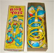 2079: DONALD DUCK RING TOSS GAME