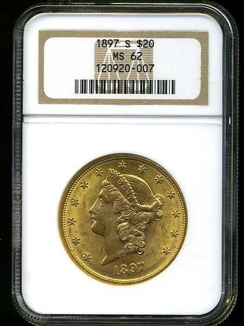 23: $20 DOUBLE EAGLE GOLD COIN