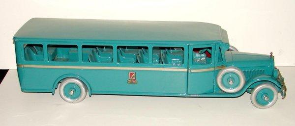 1003: BUDDY L PACKARD TRANSPORTATION BUS