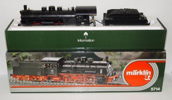 1012: MARKLIN 1 GAUGE/MAXI 5714 LOCO & TENDER