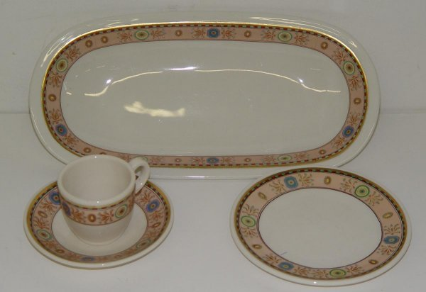 2007: NEW YORK HOTEL CHINA LOT OF 4