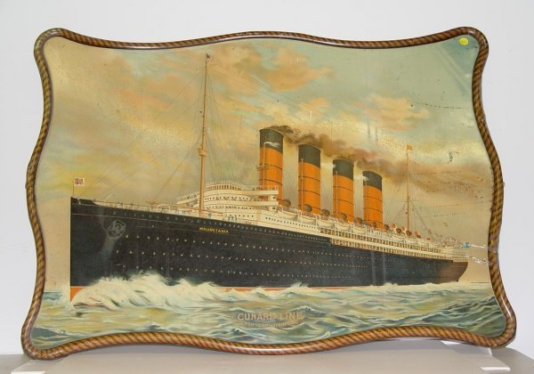 2009: MAURETANIA TIN LITHO SIGN