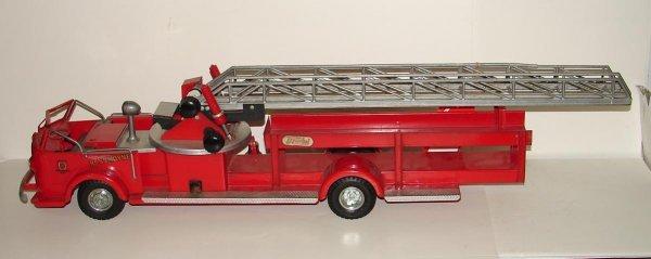 3010: DOPEKE FIRE TRUCK